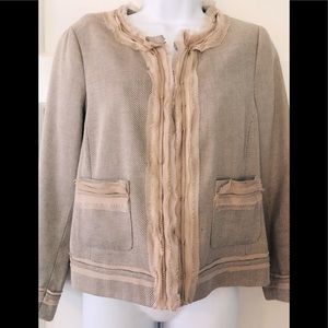 Unique and lovely Rebecca Taylor jacket